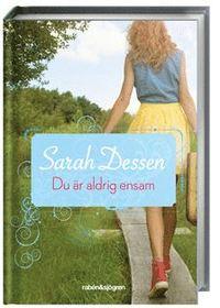 Du är aldrig ensam av Sarah De...